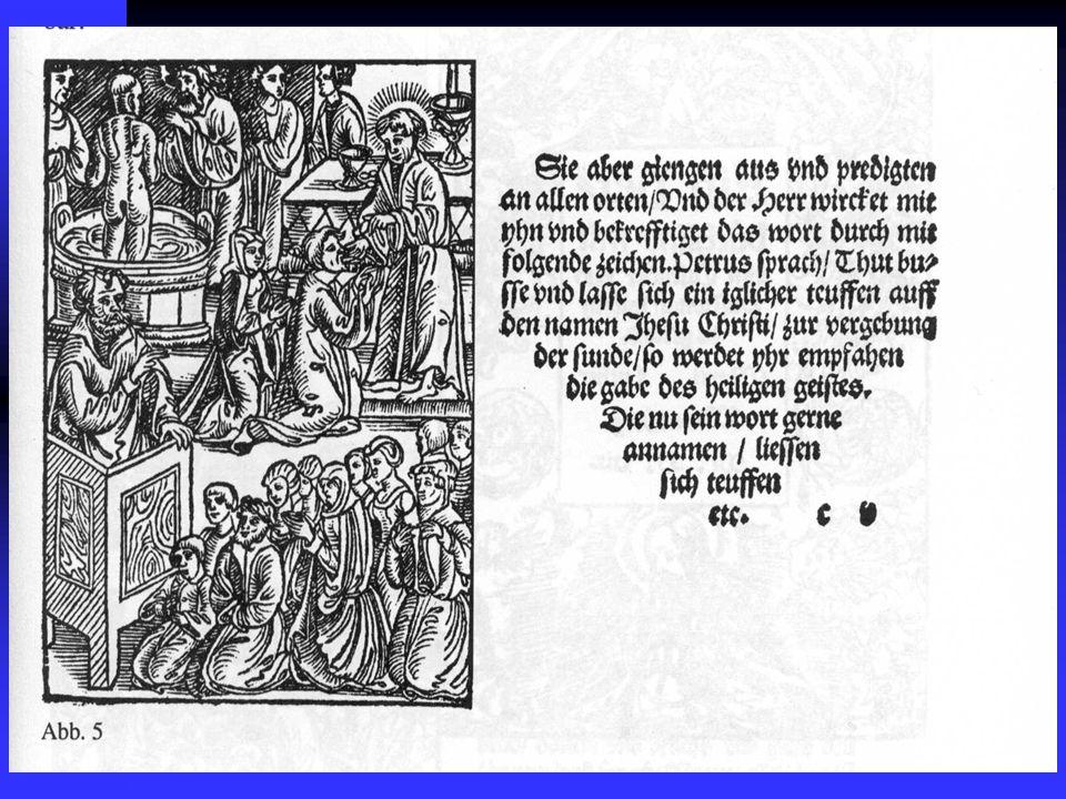 """Luther Ideal des """"sola scriptura Ideal des """"sola scriptura Bibelübersetzung ins Deutsche 1521/34 Bibelübersetzung ins Deutsche 1521/34 Passional-Kinderbibel 1529: Bild und summarischer Text jeweils gegenüber Passional-Kinderbibel 1529: Bild und summarischer Text jeweils gegenüber 20% AT, 80% NT (v.a."""