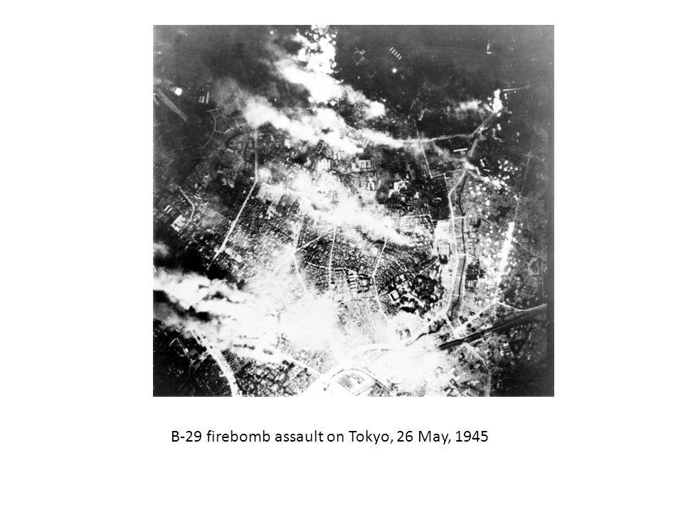 The Atomic Bomb on Nagasaki, 9 August 1945