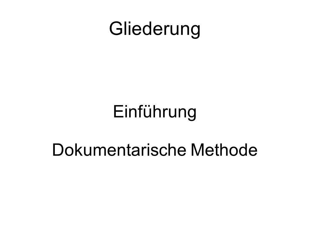 Qualitative Forschung.