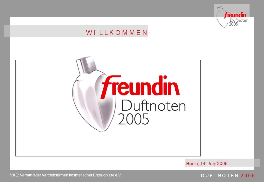 1 D U F T N O T E N 2 0 0 5 Berlin, 14.