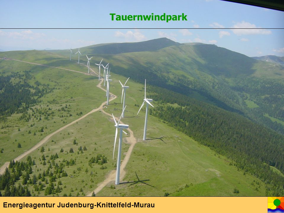 04.-05.04.06 Kick-Off Meeting, Hittisau Energieagentur Judenburg-Knittelfeld-MurauTauernwindpark