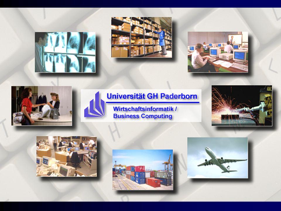 21 Verlauf des Studiums (Uni PB) Auslands- aufenthalt Grundstudium 4 Semester Hauptstudium 4 Semester Diplom- arbeit Diplom- arbeit Betriebs- praktikum
