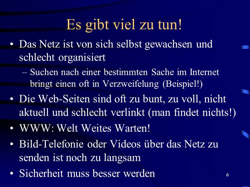 16 Die Lehrstühle der Wirtschafts- informatik und ihre Schwerpunkte Winfo 1 - Betriebswirtschaftliche Informationssysteme, Prof.