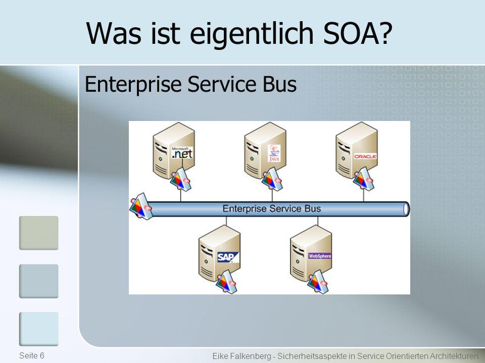 Web Service Sicherheit WS-Security in.NET: ASMX ist die Web Service Implementierung im.NET Framework Web Service Enhancements (WSE) ist eine Extension, die WS-* in.NET verfügbar macht (aktuell: WSE 3.0) Windows Communication Foundation (WCF, a.k.a.