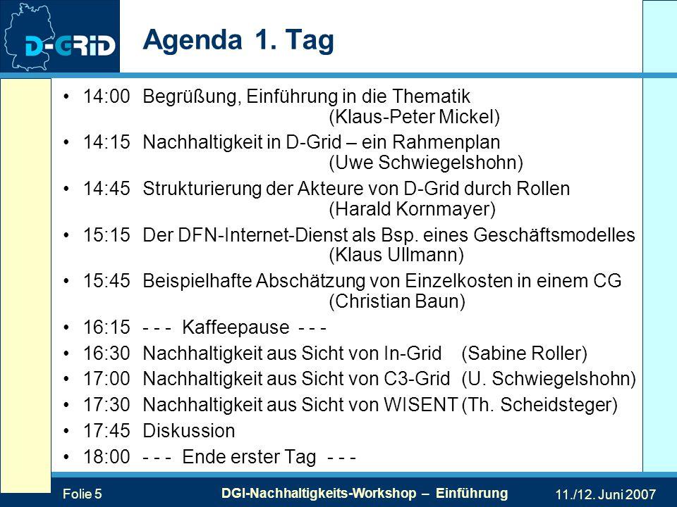 Folie 5 DGI-Nachhaltigkeits-Workshop – Einführung 11./12.