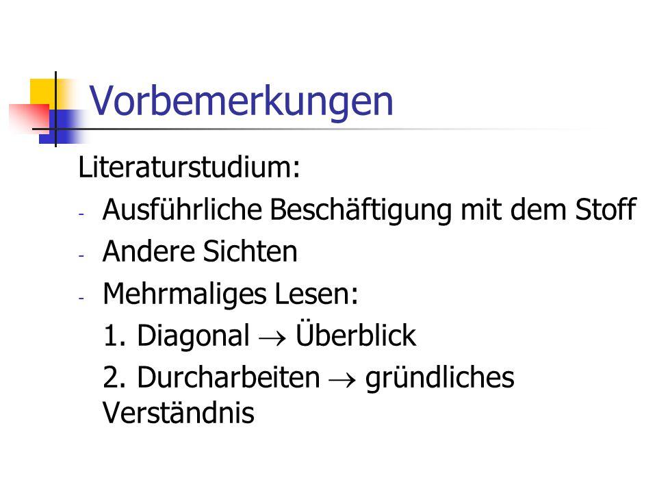 Literatur Hotz, G.: Einführung in die Informatik, B.G.