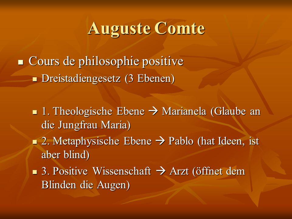 Hippolyte Taine Milieutheorie Milieutheorie Was ist bestimmend für den Menschen.