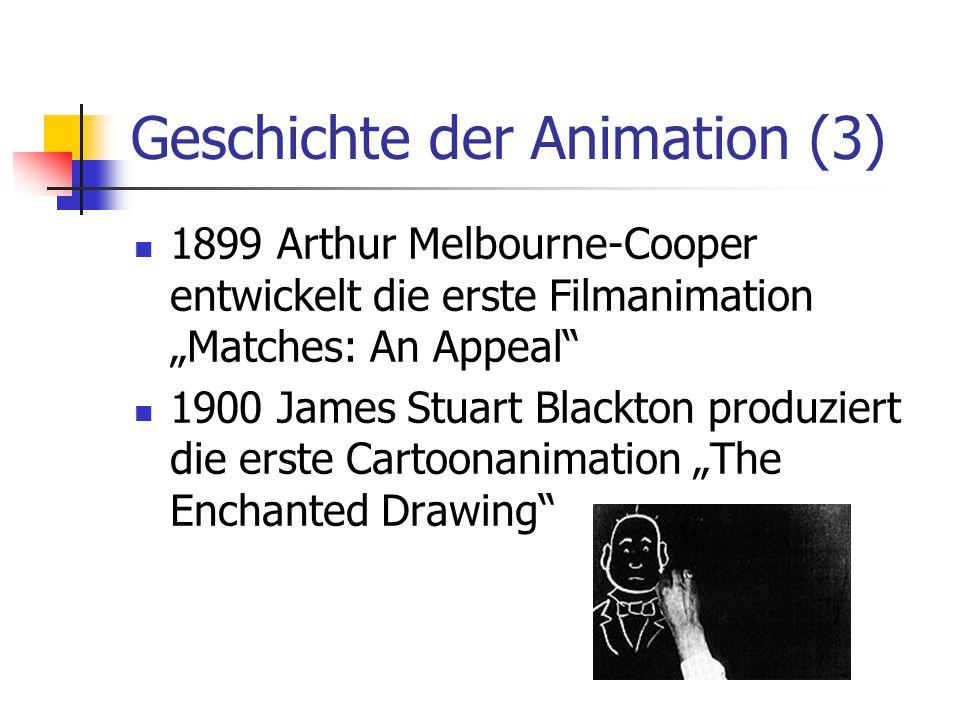 """Geschichte der Animation (4) 1914 """"Gertie, the trained Dinosaur von Windsor McCay"""