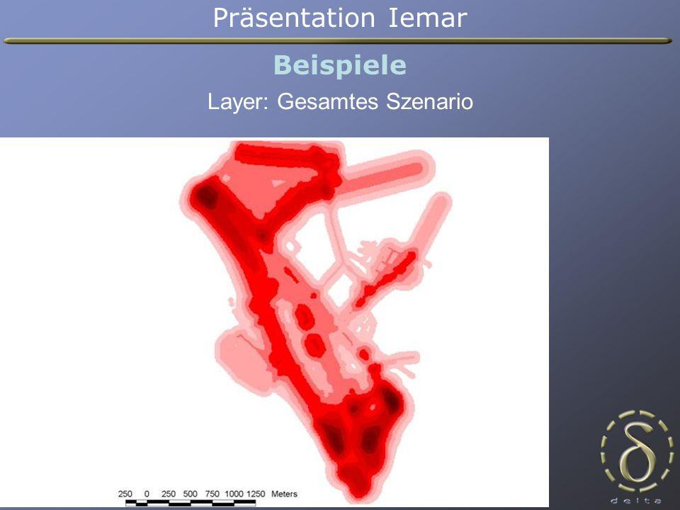 Präsentation Iemar Beispiele Layer: Gesamtes Szenario