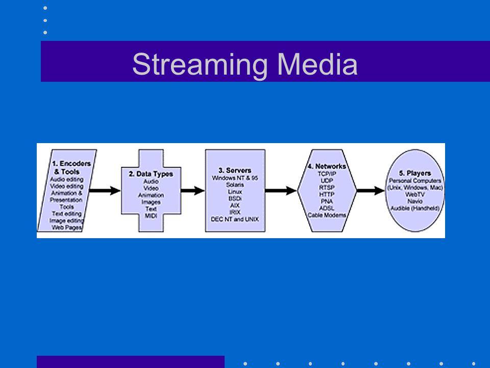 Streaming Media System