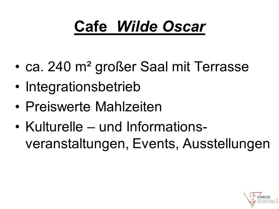 Cafe Wilde Oscar ca.