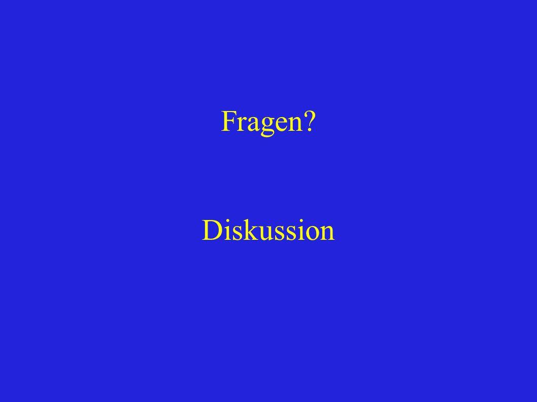 Fragen Diskussion