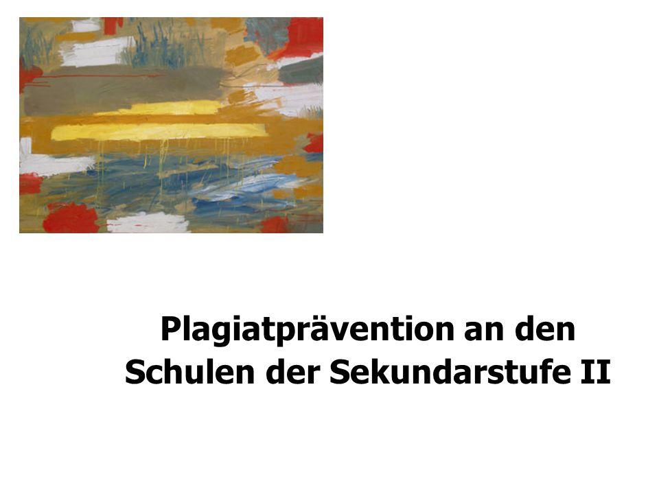 Downloads Information zur Plagiatserkennung an ausserkantonalen Schulen der Sekundarstufe II Download von http://www.mba.zh.ch/mediohttp://www.mba.zh.ch/medio