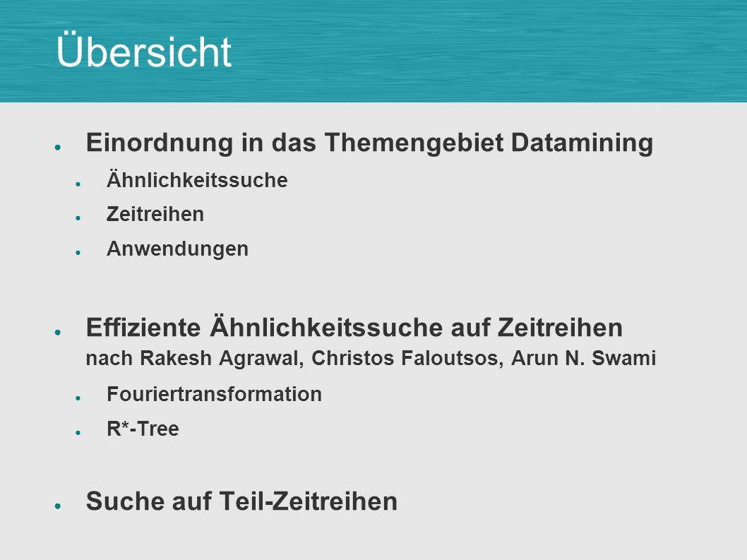 R*-Tree: Index ● Bounding Boxes um Objekt-Gruppen ● Gruppierung nach minimalen ● Flächen ● Überschneidungen ●...
