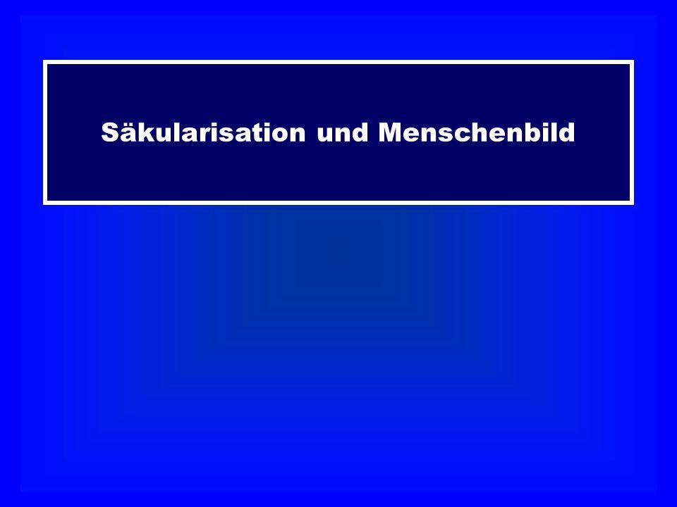 3. Kapitel: Das Bild vom Menschen und vom Staat als Ausgangspunkt der Staatstheorien A. Der Einfluss des Menschenbildes auf die Staatstheorien: Aufklä