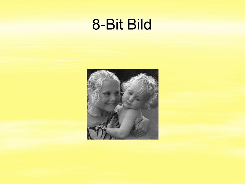 8-Bit Bild