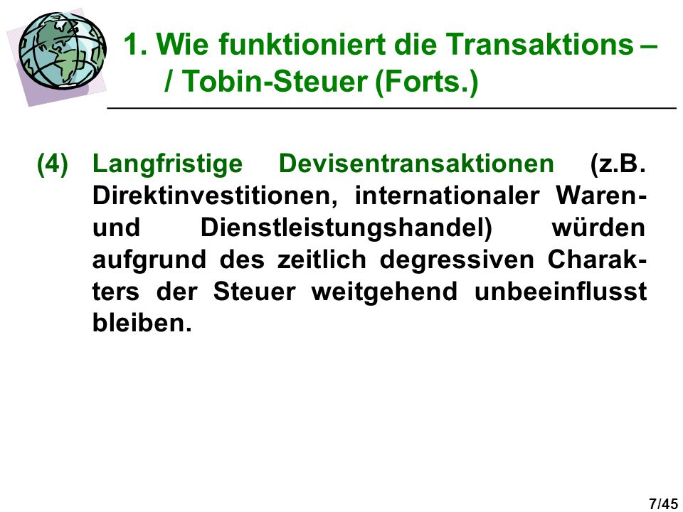 38/45 5.2.Nachteile (Forts.) 5.2.4.
