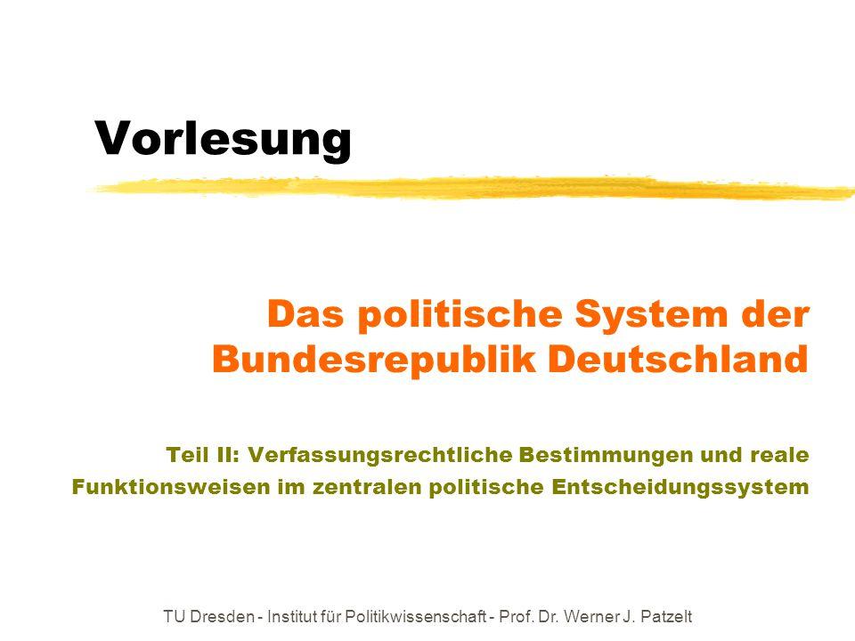 Bestellung der Bundesregierung Art.
