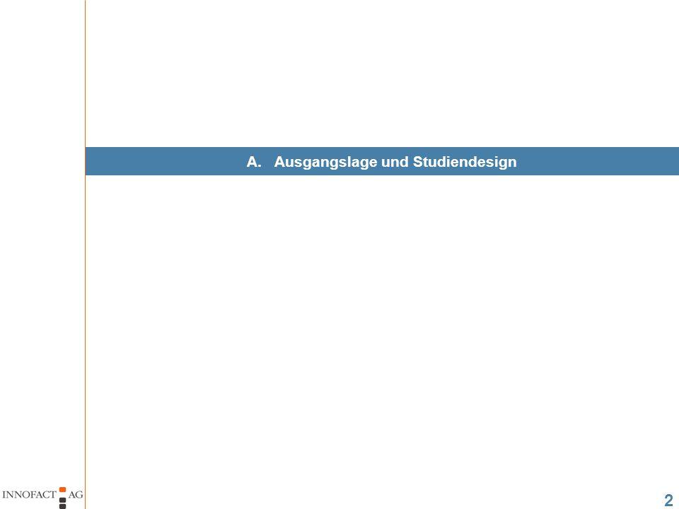 2 A. Ausgangslage und Studiendesign