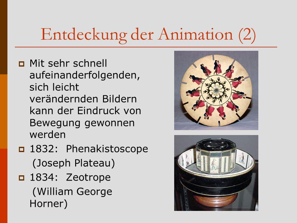 Entdeckung der Animation (3)  1919 Max Fleischer - 'Feline Follies'