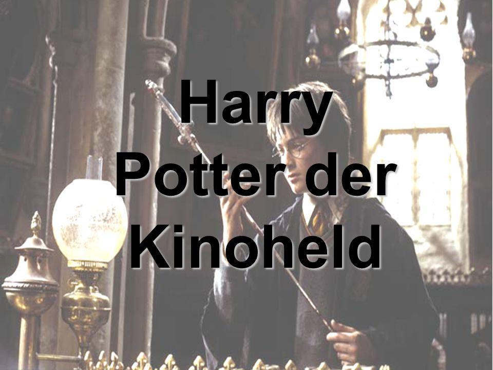 Harry Potter der Kinoheld