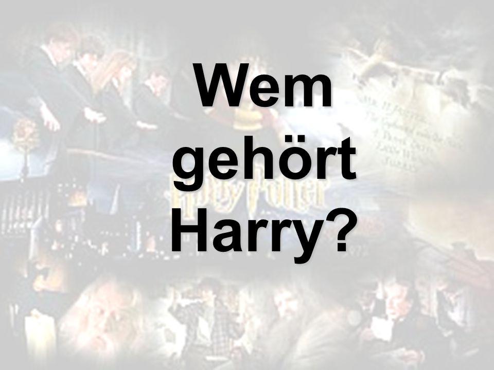 Wem gehört Harry?