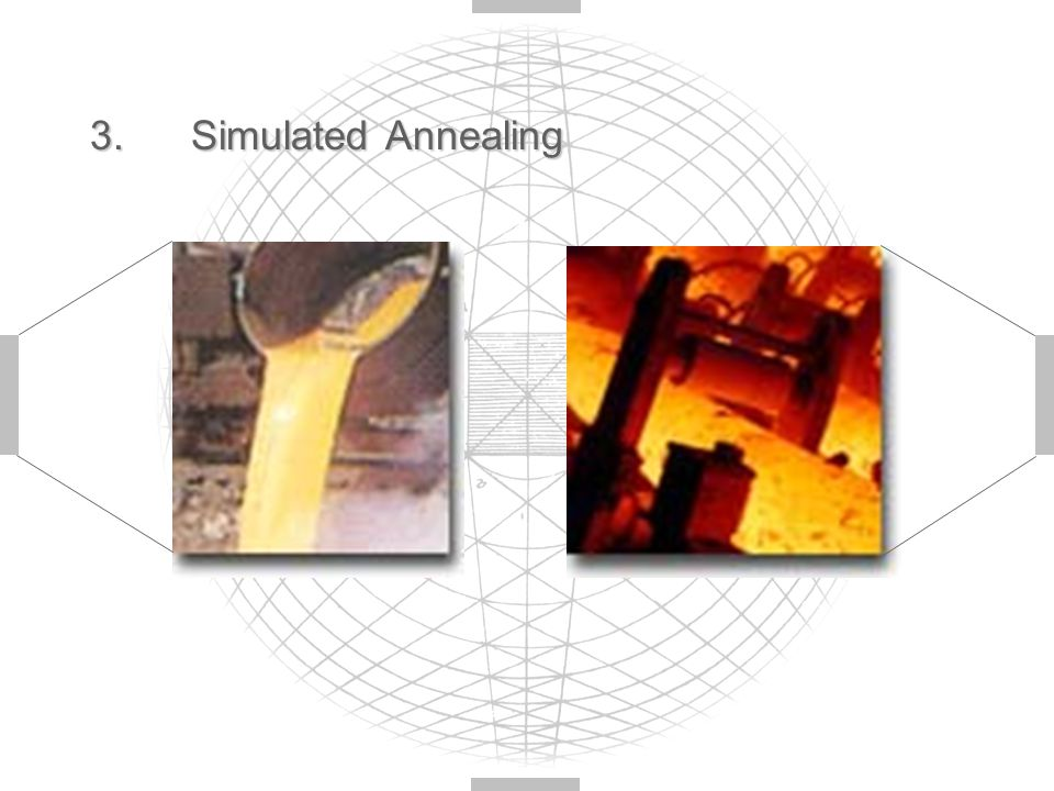 3.Simulated Annealing a) Grundlage und Ablauf des Algorithmus