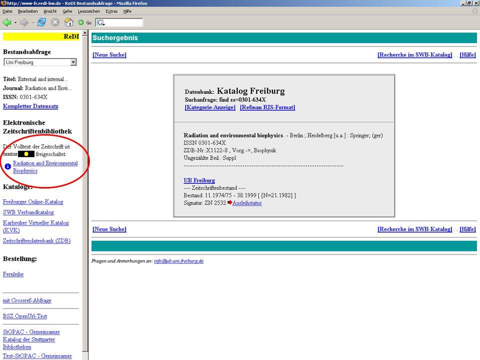 2006 © SWITCH 50 Metadaten Metadaten sind fundamental für die Föderation.