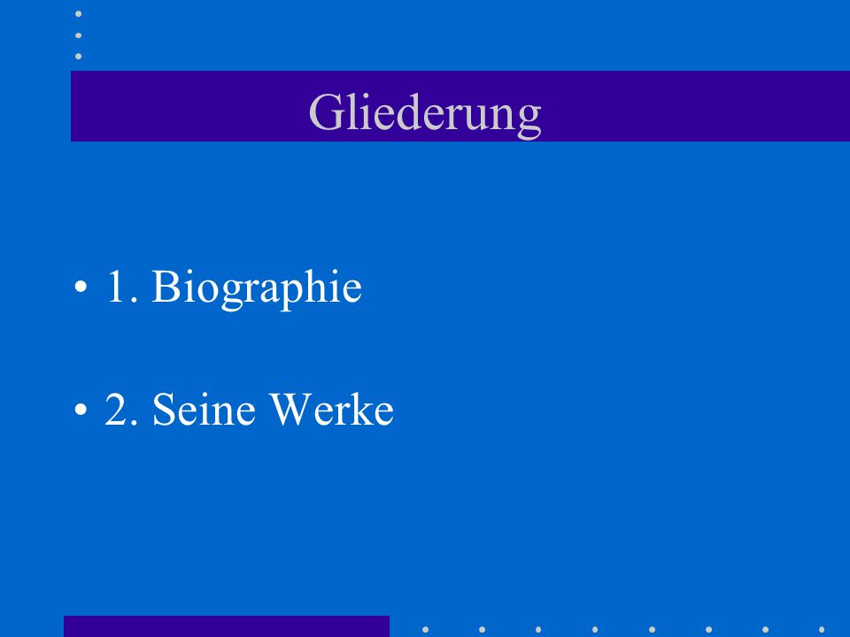 Biographie Am 21.