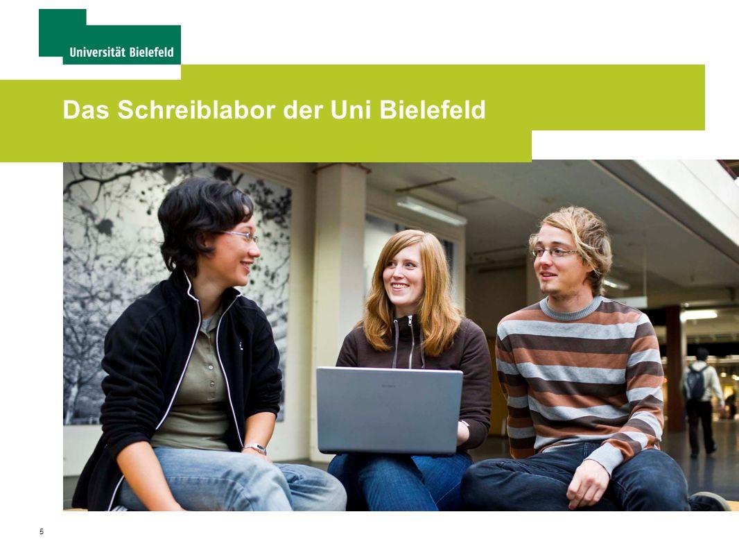 5 Das Schreiblabor der Uni Bielefeld
