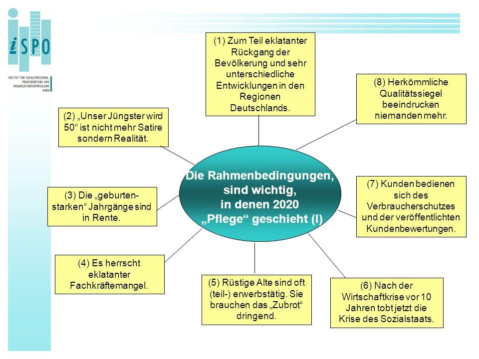 (6) Nach der Wirtschaftkrise vor 10 Jahren tobt jetzt die Krise des Sozialstaats.
