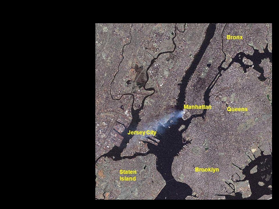 New York Beispiel einer nordamerikanischen Stadt
