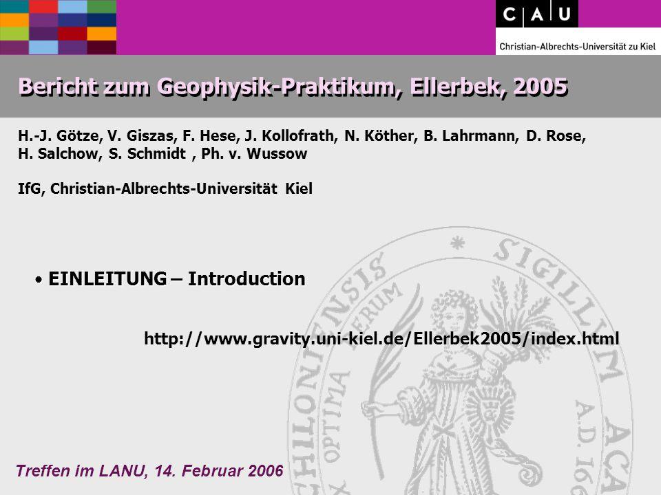 3D-Dichtemodell: Statistik LANU, Flintbek, 14.02.2006