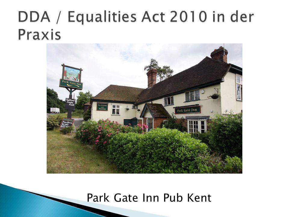 Park Gate Inn Pub Kent
