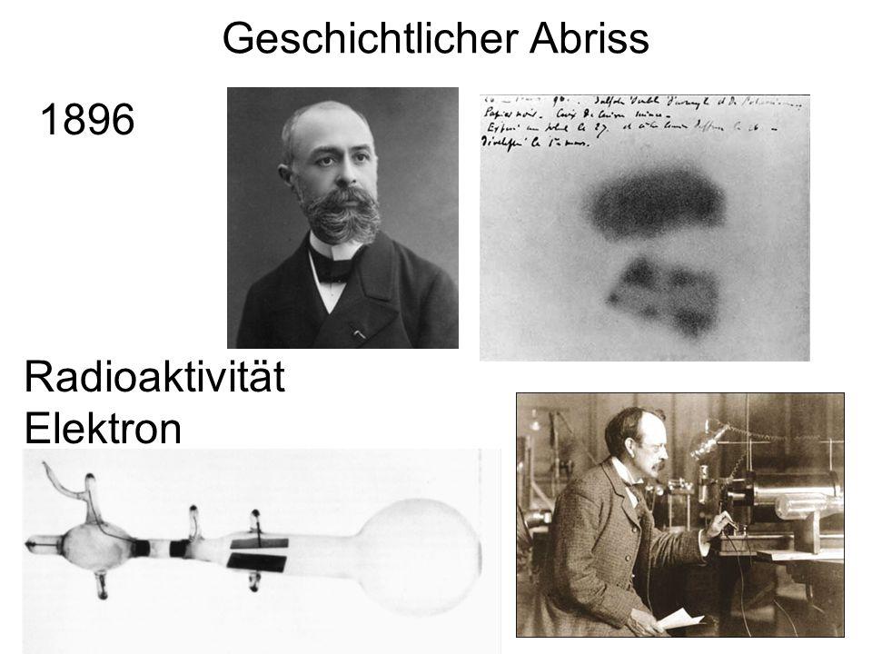 3 1899: Drei Arten von Strahlung