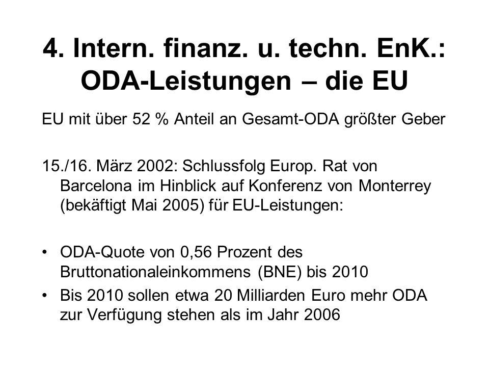 6.Systemisches (Kohärenz u. Konsistenz v. internat.