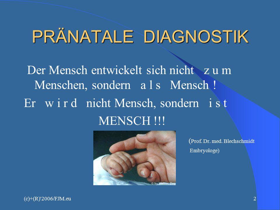 (c)+(R) 2006/FJM.eu1 Dann leg mal los mit deinem Referat mein Freund !!!