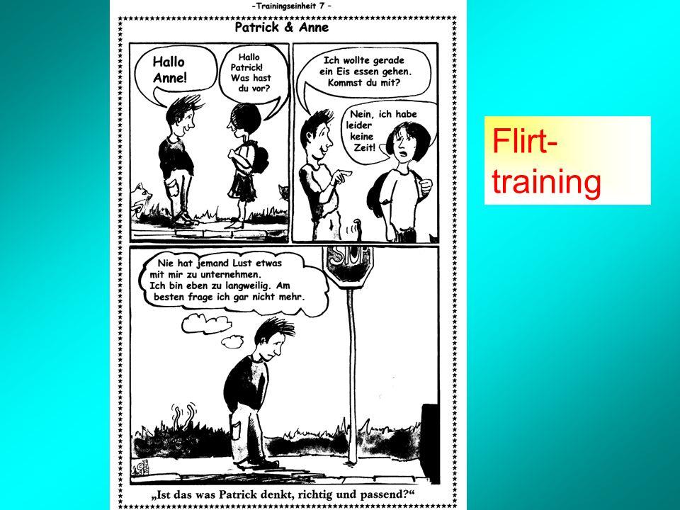 Flirt- training