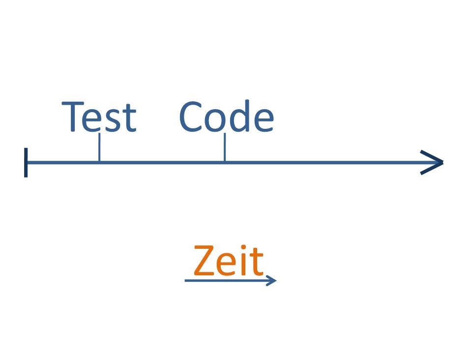 Zeit TestCode
