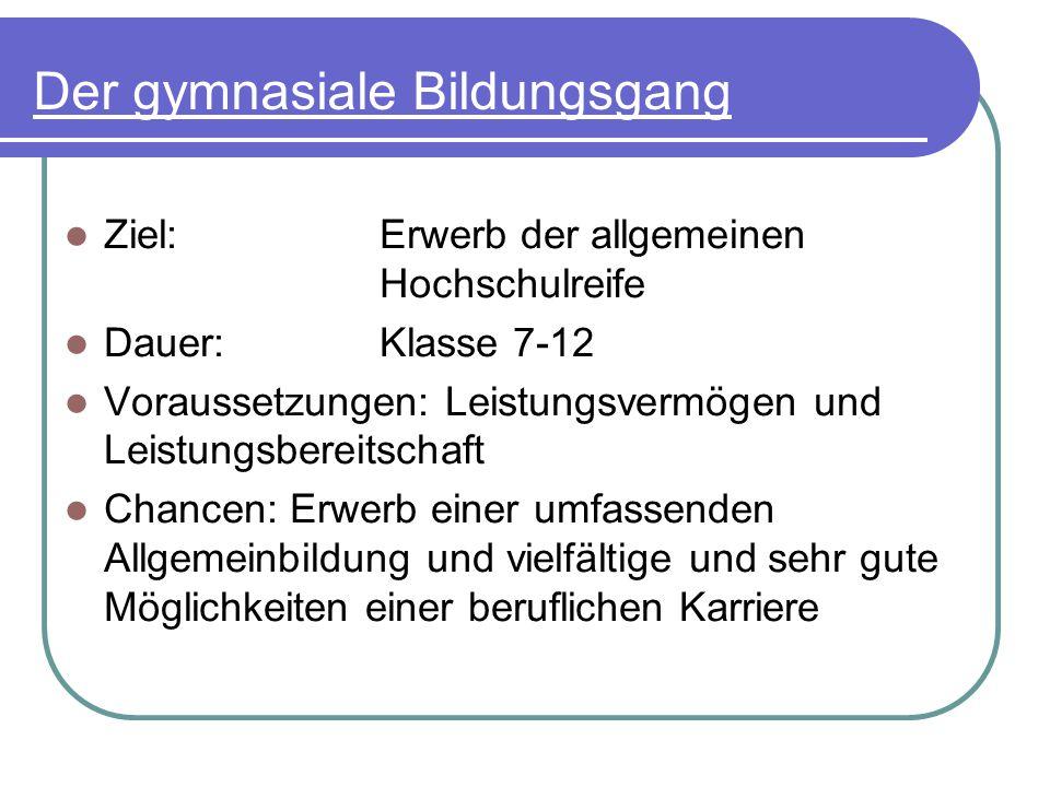 Schulstruktur in Mecklenburg-Vorpommern Klasse 1-4 Grundschule Klasse 5/6 Längeres gemeinsames Lernen an GesS/RegS Gymnasium (Klasse 7-12 ) Ausnahme: 4 Schulen mit Hochbegabten- Klassen ab Klasse 5 Abitur Fachhochschulreife Mittlere Reife (nach Prüfung) Regionale Schule ( bis Klasse 10 ) Berufsreife (nach Kl.9) Mittlere Reife (nach Kl.10) Gesamtschule IGS/KGS Berufsreife (nach Kl.9) Mittlere Reife (nach Kl.10) Abitur (falls Oberstufe vorhanden)