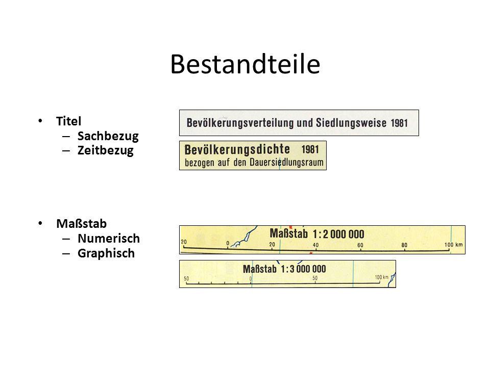 Kritik Hauptkarte Grundsätzlich sehr gelungene Darstellung Keine Höhendarstellung Ländergrenzen schlecht erkennbar Beschriftung notwendig/sinnvoll.