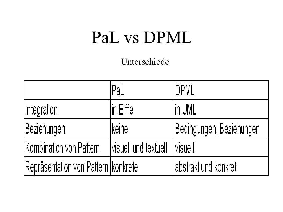 PaL vs DPML Unterschiede