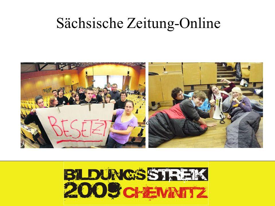Formatvorlage des Untertitelmasters durch Klicken bearbeiten 26.11.09 Sächsische Zeitung-Online