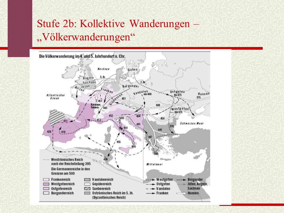 Stufe 3: Moderne Migration – 4.1 Übergangsformen Beginn 16.