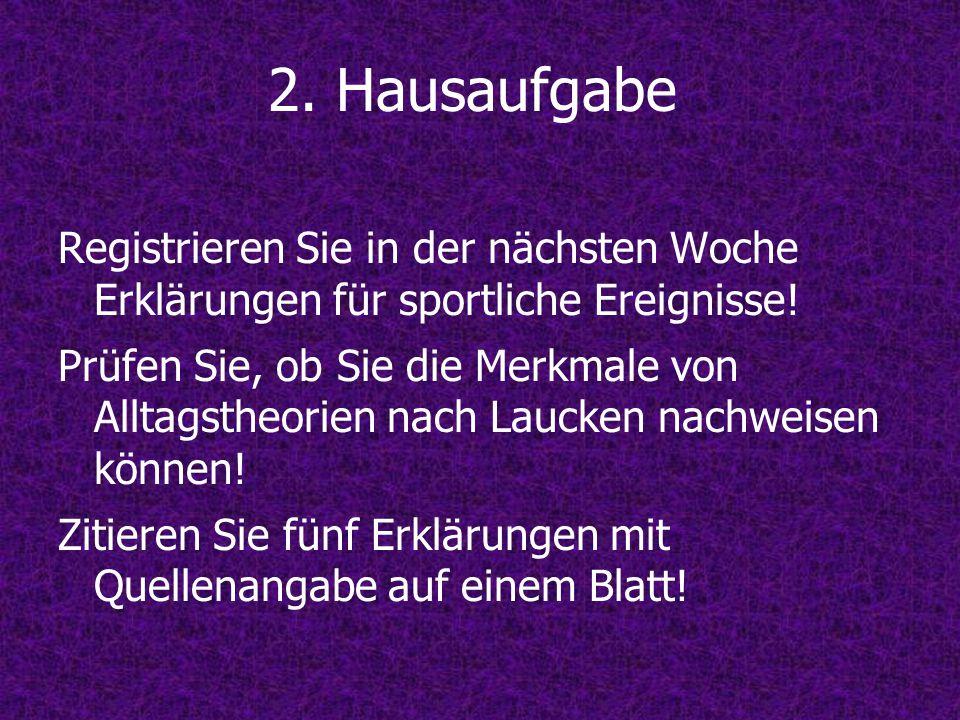 Let's forsch!