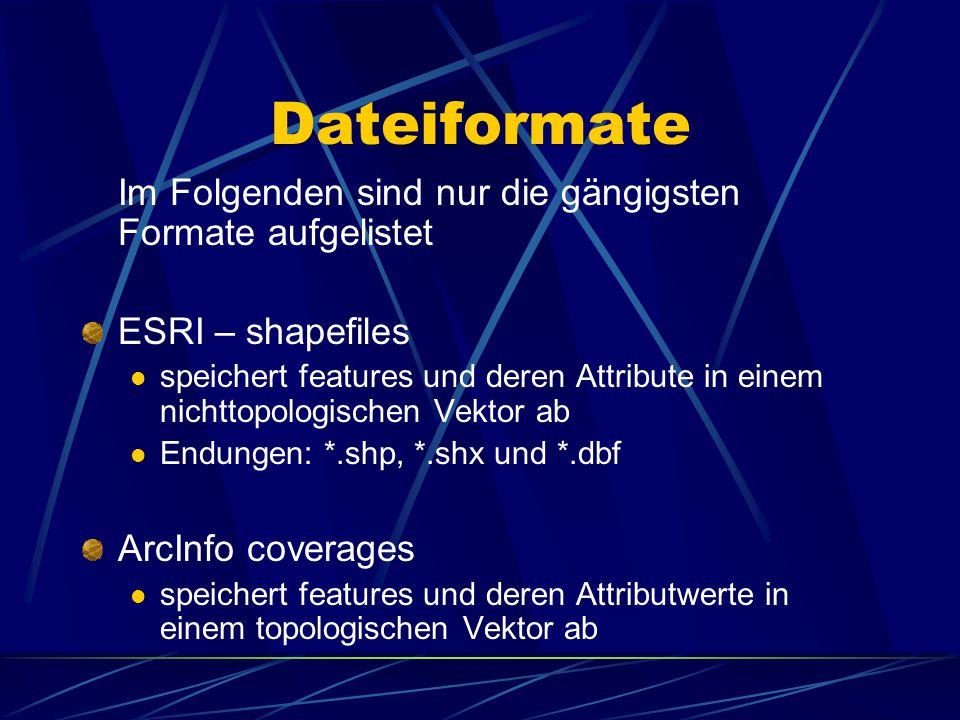 Layer Properties General: einzige tab für image layer beinhaltet Skalierung eines layers d.h., bei welcher Skalierung soll der layer angezeigt bzw. ve