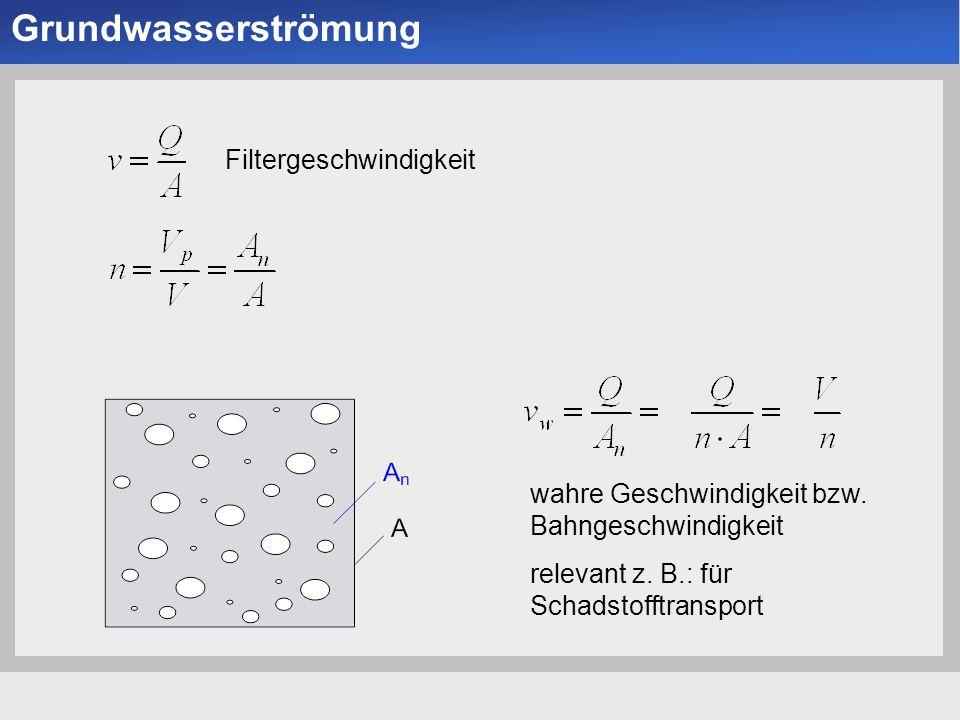 Universität der Bundeswehr München Institut für Bodenmechanik und Grundbau -2--2- Projektübersicht Grundwasserströmung wahre Geschwindigkeit bzw.