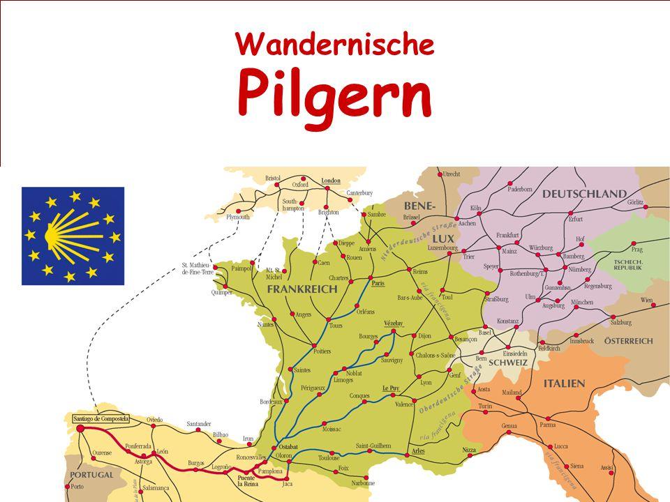 Forschungsgruppe WandernWandern spirituell 2009 copyright rainer brämer 2009 Wandernische Pilgern
