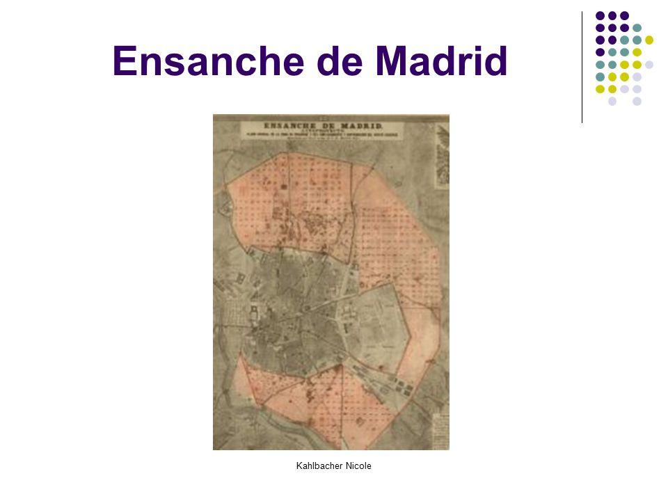 Kahlbacher Nicole Ensanche de Madrid