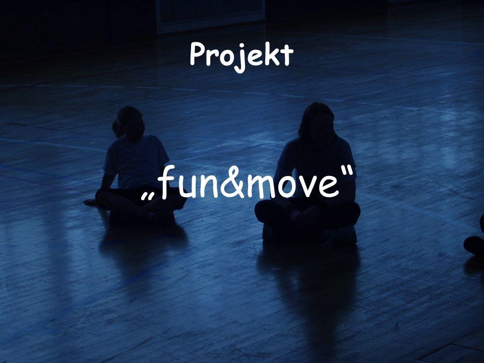 """Projekt """"fun&move"""""""